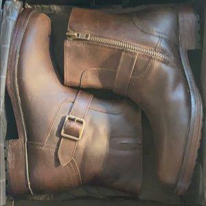 NIB Franco Fortini Open Road brown boot